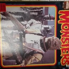 Cine: FAMOUS MONSTERS N 165 STAR WARS EMPIRE STRIKES BACK INGLES. Lote 98342359