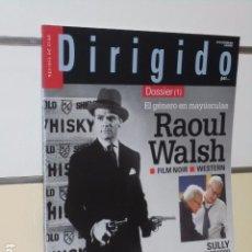 Cine: REVISTA DIRIGIDO POR... Nº 470 OCTUBRE 2016 RAOUL WALSH. Lote 98578919