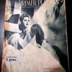 Cine: REVISTA PRIMER PLANO NUMERO ESPECIAL MADRID 1945 NUMERO 221. Lote 98720683