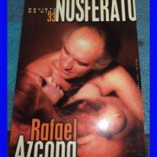 Cine: NOSFERATU N.º 33 REVISTA DE CINE 2.000 RAFAEL AZCONA PASTA SEMIRIGIDA 94 PAGINAS ILUSTRADAS . Lote 98807855