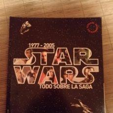 Cine: STAR WARS FOTOGRAMAS 1977-2005 TODO SOBRE LA SAGA ESPECIAL COLECCIONISTAS. Lote 98809335
