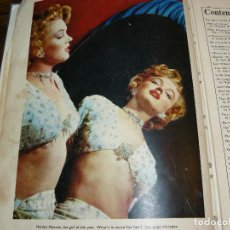 Cine: FILM ANNUAL 1953 -54. PICTUREGOER. Lote 99076627