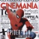 Cine: CINEMANIA N. 263 AGOSTO 2017 - EN PORTADA: SPIDERMAN HOMECOMING (NUEVA). Lote 99265619