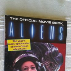 Cine: ALIENS: THE OFFICIAL MOVIE BOOK. Lote 99504575