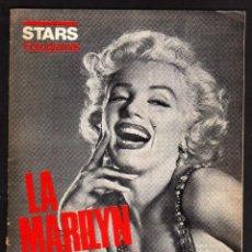 Cine: STARS FOTOGRAMAS: LA MARILYN MONROE DE FOTOGRAMAS. Lote 138528604