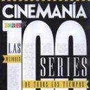 Cine: CINEMANIA N. 264 SEPTIEMBRE 2017 - EN PORTADA: ESPECIAL LAS 100 MEJORES SERIES (NUEVA). Lote 110393232