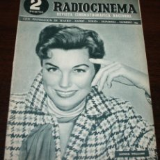 Cine: RADIOCINEMA Nº 194 - 10/04/1954 - EN PORTADA: ESTHER WILLIAMS. Lote 99857019