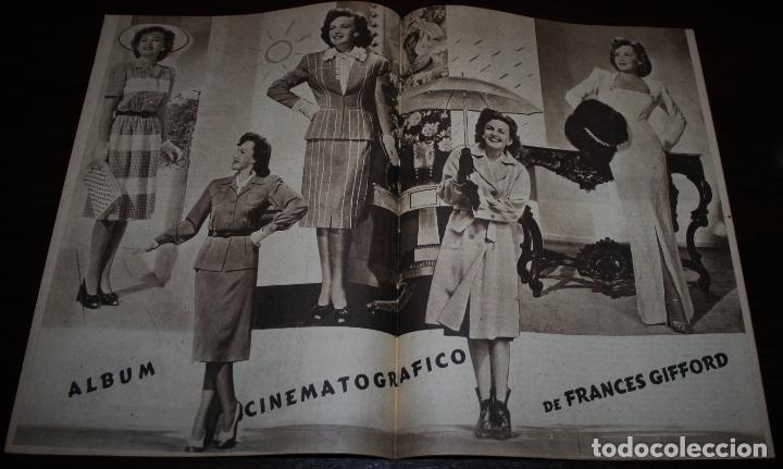 Cine: RADIOCINEMA Nº 203 - 12/06/1954 - EN PORTADA/CONTRAPORTADA: ROSEMARY CLOONEY/ROBERT MITCHUM - Foto 2 - 99863075