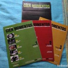 Cine: UN SIGLO DE CINE CIEN MOMENTOS QUE HICIERON GRANDES EL SEPTIMO ARTE - 3 ENTREGAS CINEMANIA. Lote 99872967