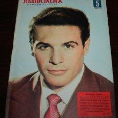 Cine: RADIOCINEMA Nº 297 - 31/03/1956 - EN PORTADA/CONTRAPORTADA: FRANCISCO RABAL/ROSSANA PODESTA. Lote 99897003