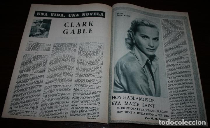 Cine: RADIOCINEMA Nº 318 - 25/08/1956 - EN PORTADA/CONTRAPORTADA: HARRY MIMMO/JOAN FONTAINE - Foto 2 - 99907959