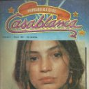 Cine: CASABLANCA, Nº1, ENERO 1981. TODO SOBRE HAMMETT, ANGELA MOLINA, TRUFFAUT. Lote 99928623