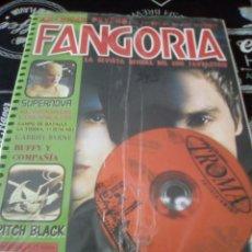 Cine: REVISTA CINE FANGORIA 1 INCLUYE CD. Lote 100029172