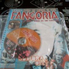 Cine: REVISTA CINE FANGORIA 4 INCLUYE CD. Lote 100029268