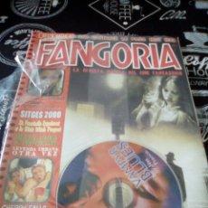 Cine: REVISTA DE CINE FANGORIA 3 INCLUYE CD. Lote 100029374