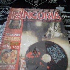 Cine: REVISTA DE CINE FANGORIA 3 INCLUYE CD. Lote 100029436