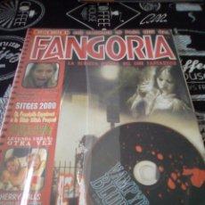Cine: REVISTA CINE FANGORIA 3 INCLUYE CD. Lote 100029555