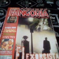 Cine: REVISTA FANGORIA 3 SIN CD. Lote 100029974