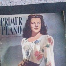 Cine: PRIMER PLANO Nº 316-1946-FAYE MARLOWE-HENRY FONDA-RODOLFO VALENTINO-JOSE ITURBI-LUCILLE BALL. Lote 100275447
