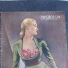 Cine: PRIMER PLANO Nº 456-1949-CHRISTINE NORDEN-TYRONE POWER-RADIO PHILIPS-AVA GARDNER. Lote 100275707