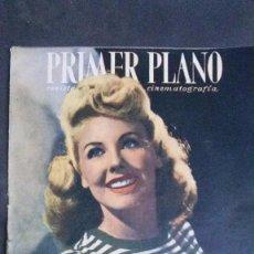 Cine: PRIMER PLANO Nº 352-1947-MARIS MACDONALD-DON QUIJOTE-STEWART GRANGE-BORIS KARLOFF. Lote 100275747