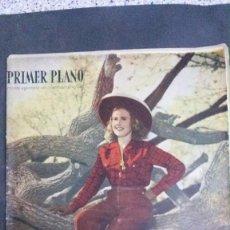 Cine: PRIMER PLANO Nº 405-1948-JOYCE REYNOLDS-HENRY FONDA-TYRONE POWER-CHARLES BOYER. Lote 100275799