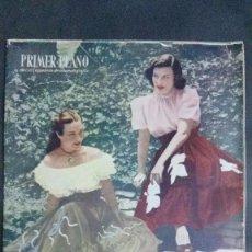 Cine: PRIMER PLANO Nº 475-1949-SHEILA RYAN-JOAN WOODBURY-MYRNA LOY-DOLORES DEL RIO-MARIA FÉLIX-. Lote 100275847