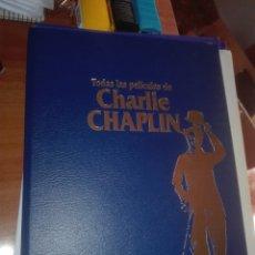 Cine: COLECCION DEL UNO AL 22 REVISTAS TODAS LAS PELICULAS DE CHARLIE CHAPLIN. Lote 100296339