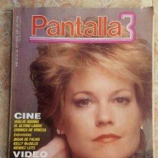 Cinema: REVISTA PANTALLA 3 N°56 AÑO 1987. Lote 100535639
