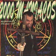 Cinema: 2000 MANIACOS. BESTIAS Y BIQUINIS!! NÚMERO SEPTIEMBRE 1995.. Lote 114610619
