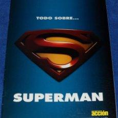 Cine: SUPERMAN - SUPLEMENTO ACCIÓN. Lote 101172999