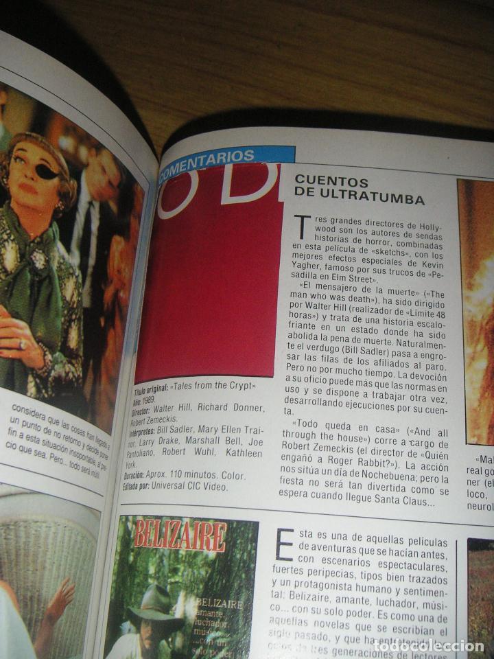 Cine: Interfilms nº 20. Abril 1990. - Foto 4 - 101527174