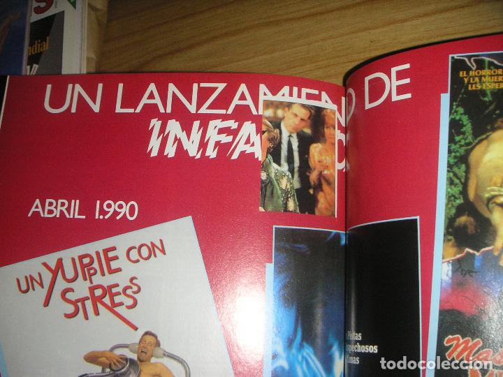 Cine: Interfilms nº 20. Abril 1990. - Foto 5 - 101527174