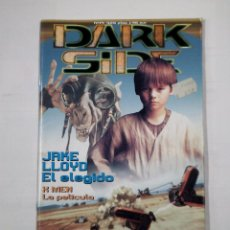 Cine: DARK SIDE. Nº 19. STAR WARS. JAKE LLOYD EL ELEGIDO. TDKC33. Lote 101677575