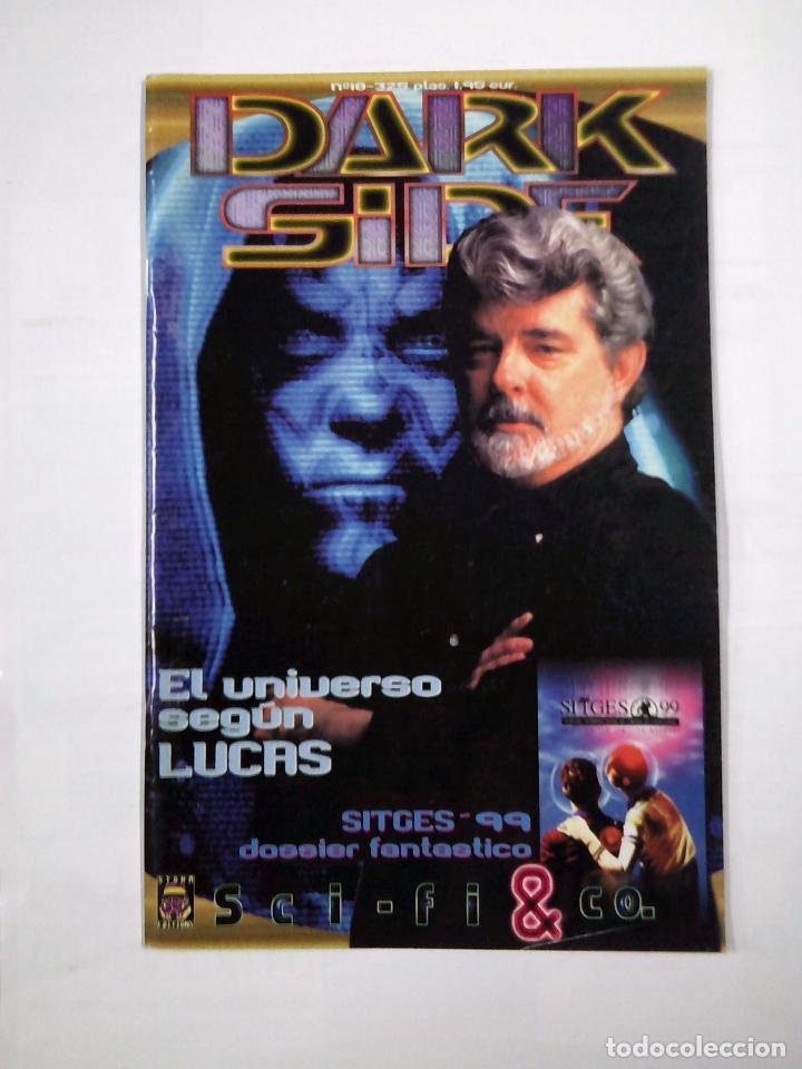 DARK SIDE. Nº 18. STAR WARS. EL UNIVERSO SEGUN GEORGE LUCAS. TDKC33 (Cine - Revistas - Dark side)