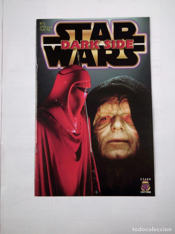 DARK SIDE. Nº 3. STAR WARS. TDKC33 (Cine - Revistas - Dark side)