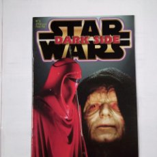 Cine: DARK SIDE. Nº 3. STAR WARS. TDKC33. Lote 101678183