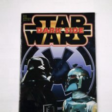 Cine: DARK SIDE. Nº 2. STAR WARS. TDKC33. Lote 101678239