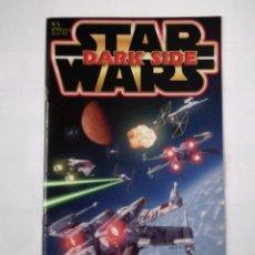 Cinema: DARK SIDE. Nº 1. STAR WARS. TDKC33. Lote 101678295