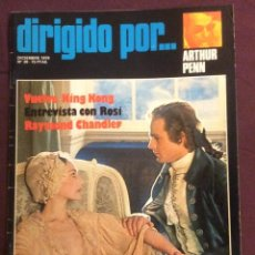 Cine: DIRIGIDO POR REVISTA N- 39. 1977. ARTHUR PENN. Lote 101713079
