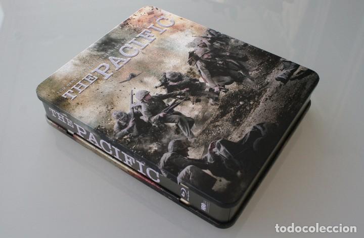 THE PACIFIC CAJA BOX 6 DVD EDICIÓN LUJO ESPECIAL SERIE COMPLETA – GUERRA DEL PACIFICO PELICULA (Cine - Revistas - Colección grandes películas)