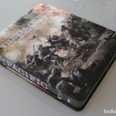 Cine: THE PACIFIC CAJA BOX 6 DVD EDICIÓN LUJO ESPECIAL SERIE COMPLETA – GUERRA DEL PACIFICO PELICULA . Lote 101846087