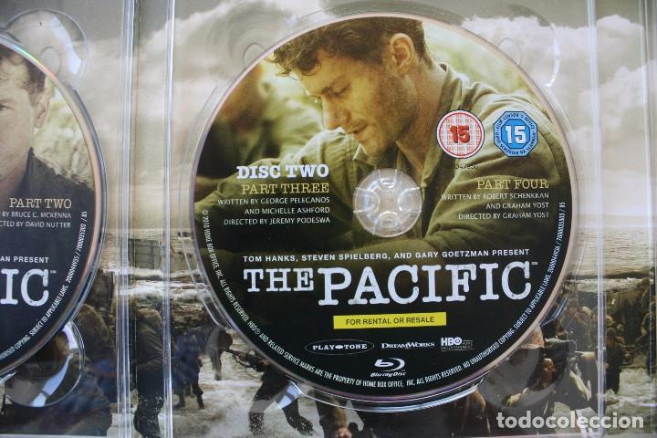 Cine: THE PACIFIC CAJA BOX 6 DVD EDICIÓN LUJO ESPECIAL SERIE COMPLETA – GUERRA DEL PACIFICO PELICULA - Foto 5 - 101846087