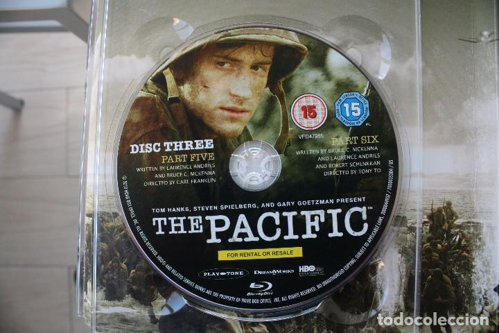Cine: THE PACIFIC CAJA BOX 6 DVD EDICIÓN LUJO ESPECIAL SERIE COMPLETA – GUERRA DEL PACIFICO PELICULA - Foto 6 - 101846087