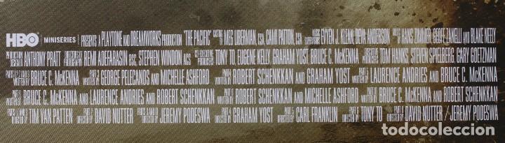 Cine: THE PACIFIC CAJA BOX 6 DVD EDICIÓN LUJO ESPECIAL SERIE COMPLETA – GUERRA DEL PACIFICO PELICULA - Foto 10 - 101846087