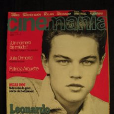 Cine - REVISTA CINEMANIA - Nº 19 - ABRIL 1997. - 102359659