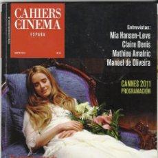 Cine: CAHIERS DU CINEMA. ESPAÑA.. Lote 102468463