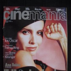 Cine - REVISTA CINEMANIA - Nº 7 - ABRIL 1996. - 102690675