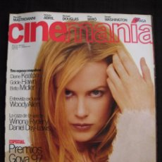 Cine - REVISTA CINEMANIA - Nº 17 - FEBRERO 1997. - 102721435