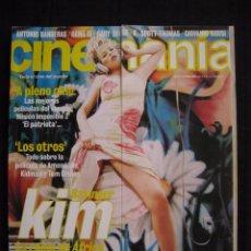 Cine - REVISTA CINEMANIA - Nº 57 - JUNIO 2000. - 102725359